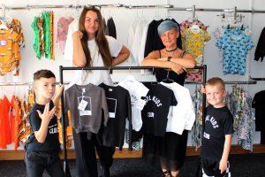 Cublife Clothing, Monochrome Dream