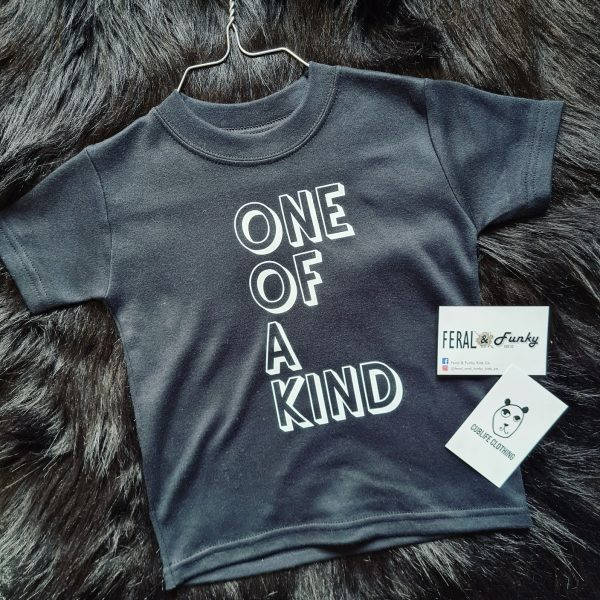 One_Of_a_Kind_Black_T-shirt
