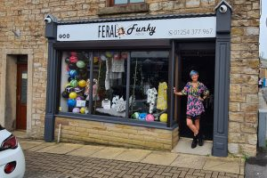 Feral & Funky. . . The Beginning