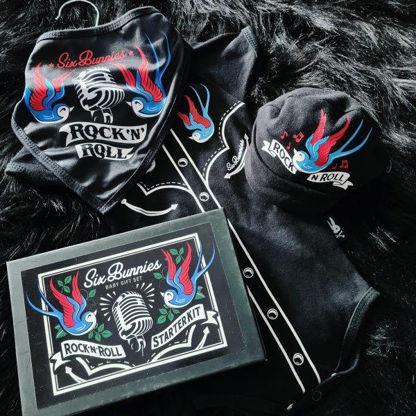 Rock'N'Roll Baby Gift Set