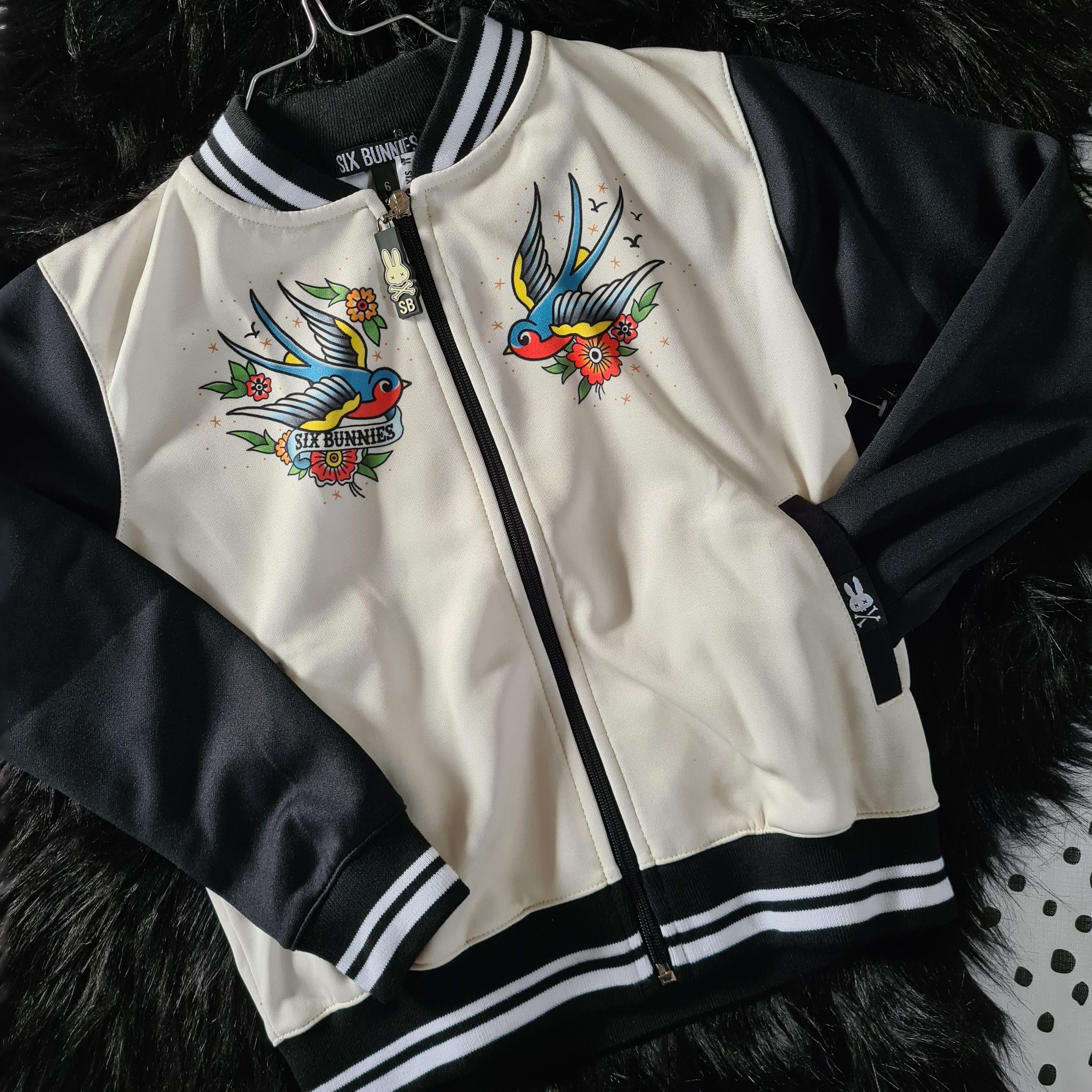 Six Bunnie Old School Jacket Front