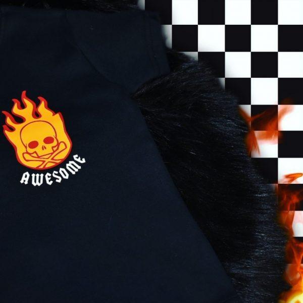 Flaming_Love_T-Shirt