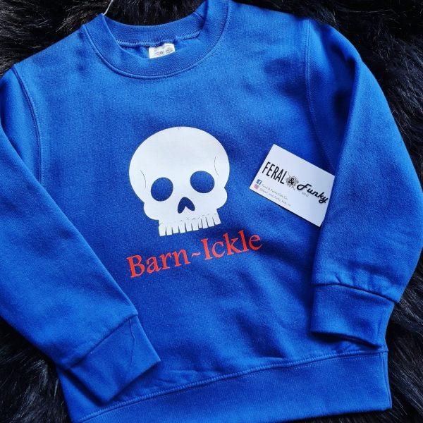 BARN-ICKLE ROYAL BLUE