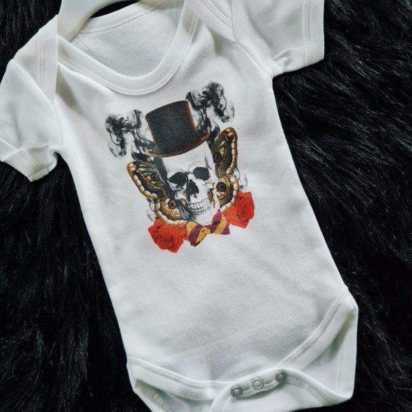 Top_Hat_Skull_Baby_Vest