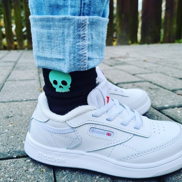 Barn-Ickle Socks