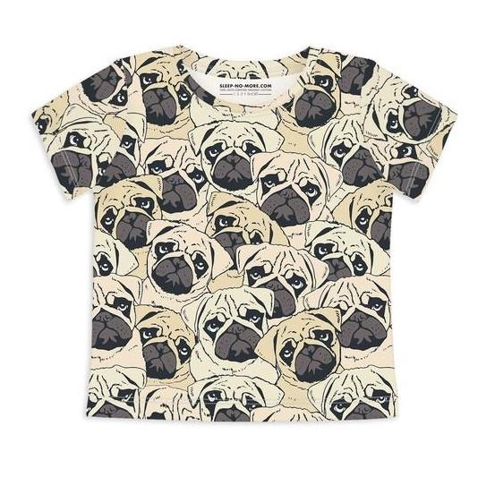 Pug_T-Shirt
