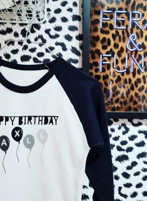 Birthday Pjs